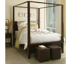 Knockout Knockoffs: Pottery Barn Farmhouse Canopy Bedroom - The ...