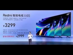 <b>Xiaomi Redmi</b> Smart <b>TV</b> X launched in China today with amazing AI ...