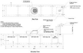 Concrete Cistern Tank Design Underground Precast Concrete Fire Cisterns By American