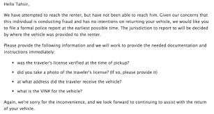 My Car Was Stolen While Renting Through Turo Travel Codex