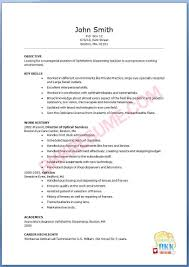optician resumes examples sample cv english resume optician resumes examples sample optician resume resume examples cover letter optometrist resume cenegenicsco