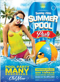 Summer Pool Party Flyer - East.keywesthideaways.co