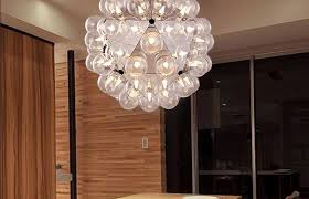 kitchen decoration medium size awesome bubble chandelier pertaining to creative italy taraxa crystal chandelier pelle bubble