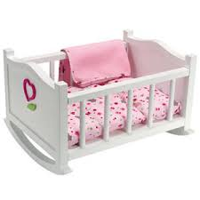 Amazon.com: Corolle Mon Premier Small Doll Cradle: Toys & Games