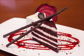 slice of birthday cake red velvet. Beautiful Red With Slice Of Birthday Cake Red Velvet U