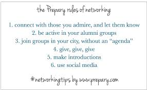 networking for a job how to expand your network to get a job the prepary