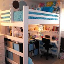 Beautiful Loft Bed U0026 Bunk Beds For Home U0026 College Made In USA