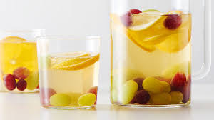 Spritzer Grape Non-alcoholic com White Recipe - Tablespoon