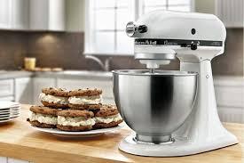 Kitchenaid 4 5 Stand Mixer Foodal Review Of The Kitchenaid K45ssob 45quart Classic Series Stand Mixer Foodalcom 45 Quart Plus