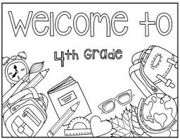 Signup to get the inside scoop from our monthly newsletters. 4th Grade Coloring Page Worksheets Teaching Resources Tpt