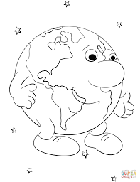 Cartoon Characters Coloring Pages Easy Edrk12 Free For Character