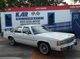 ford crown victoria for carsfor com 1989 ford crown victoria for in miami fl