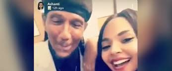 Nelly and ashanti were a couple for a period of time, but they broke up and have moved on to other people. Nelly Pops All The Way Off On His Dad For Posing In A Video With Ex Ashanti Says He S Done Paying His Bills Hope It Was Worth It Lovebscott Com