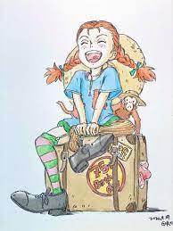 Pippi Longstocking by Goro Miyazaki : ghibli