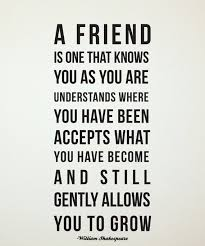 Quotes About Good Friendship