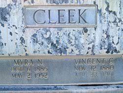 "Mary Almyra ""Myra"" Norris Cleek (1885-1952) - Find A Grave Memorial"