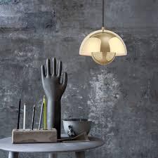 tradition flowerpot pendant light