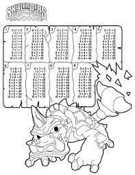 This color by number picture can then be printed, and then colored with paint, crayons or colored pencils. Color By Number Multiplication Best Coloring Pages For Kids