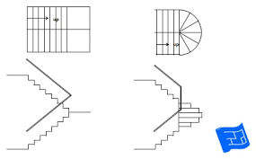 floor plan symbols stairs. Staircase Design Picture Floor Plan Symbols Stairs E