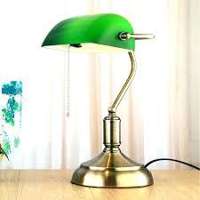 stirring green desk lamp vintage green metal desk lamp