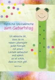 Glückwunschkarte Zum Kindergeburtstag Herzliche Glückwünsche Zum