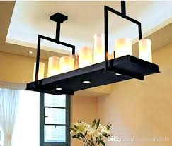 remote wireless pendant lights mini control ceiling light fixture lighting for living room art square flush