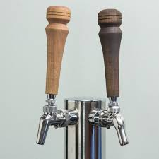 Beer Tap Coat Rack KegWorks 100 Wood Beer Tap Handle Generic Tap Handles Tap Handles 65