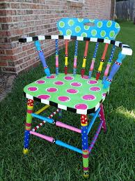 funky baby furniture.  baby whimsicalpaintedfurnitureart  painted whimsical chair in funky baby furniture