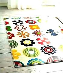 playroom rug kids rugs round colorful with 8x10 6x9 acnl