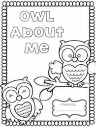 74f84919634e64e0fd45bd58ca2dedad the 25 best ideas about owl about me on pinterest motivational on free printable all about me book