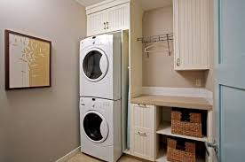 washer and dryer open in the same direction