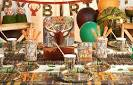 Deer hunting party decorating ideas