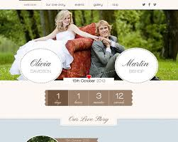 Wedding Wordpress Theme Romantic Wedding Wordpress Theme For Wedding Themeshaker Com