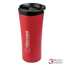 <b>Термокружка Rondell Ultra Red</b> 0.5 L (RDS-230) за 419 грн ...