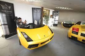 Car Desks Enkahnz Platinum A Lamborghini Gallardo Desk