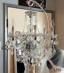 chandeliers 6 light chandelier large glass slipper als fairview heritage bronze