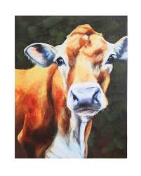 cow wall art canvas on two cows canvas wall art with cow wall art canvas twisted farmhouse
