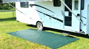 rv outdoor mats 8 x 20 patio mat camping checker flag full size of rugs