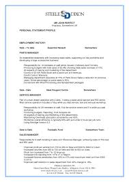 How To Write A Perfect Internship Resume Examples Included Make