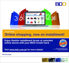 bdo installment make ping more convenient and affordable with absolutely 0 installment plans