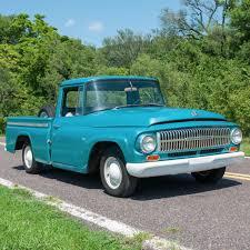1966 International-Harvester 100A Pickup Truck, Survivor truck ...