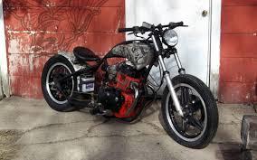 custom honda cm400t bobber motorcycle pinterest bobbers