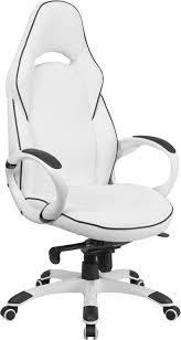 white vinyl office chair. white vinyl office chair flash furniture high back executive swivel o
