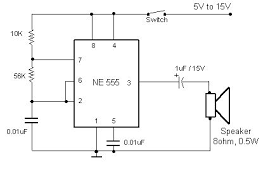 best 25 simple electronic circuits ideas on pinterest basic Simple Indicator Wiring Diagram a simple electronic buzzer simple motorcycle indicator wiring diagram
