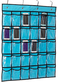 Cell Phone Pocket Chart Kimbora Classroom Pocket Chart For Teacher Cell Phones