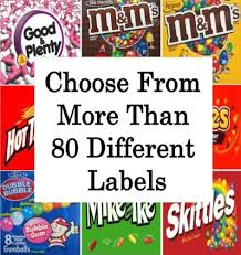 Candy Labels For Vending Machines Best Candy Labels Afec48bca48ef48c48cf48b48a Top Label Maker