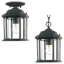 large outdoor pendant lighting. Large Outdoor Pendant Light Sea Gull Lighting 1 Black Shopping Big .