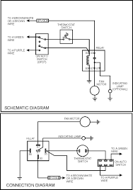 electric radiator fan wiring diagram lorestan info Cooling Fan Relay Wiring electric radiator fan wiring diagram
