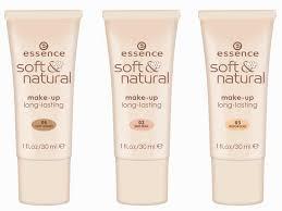 essence soft natural