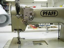 PFAFF 545 Single Needle Walking Foot Sewing Machine - Used & 267_1 Adamdwight.com